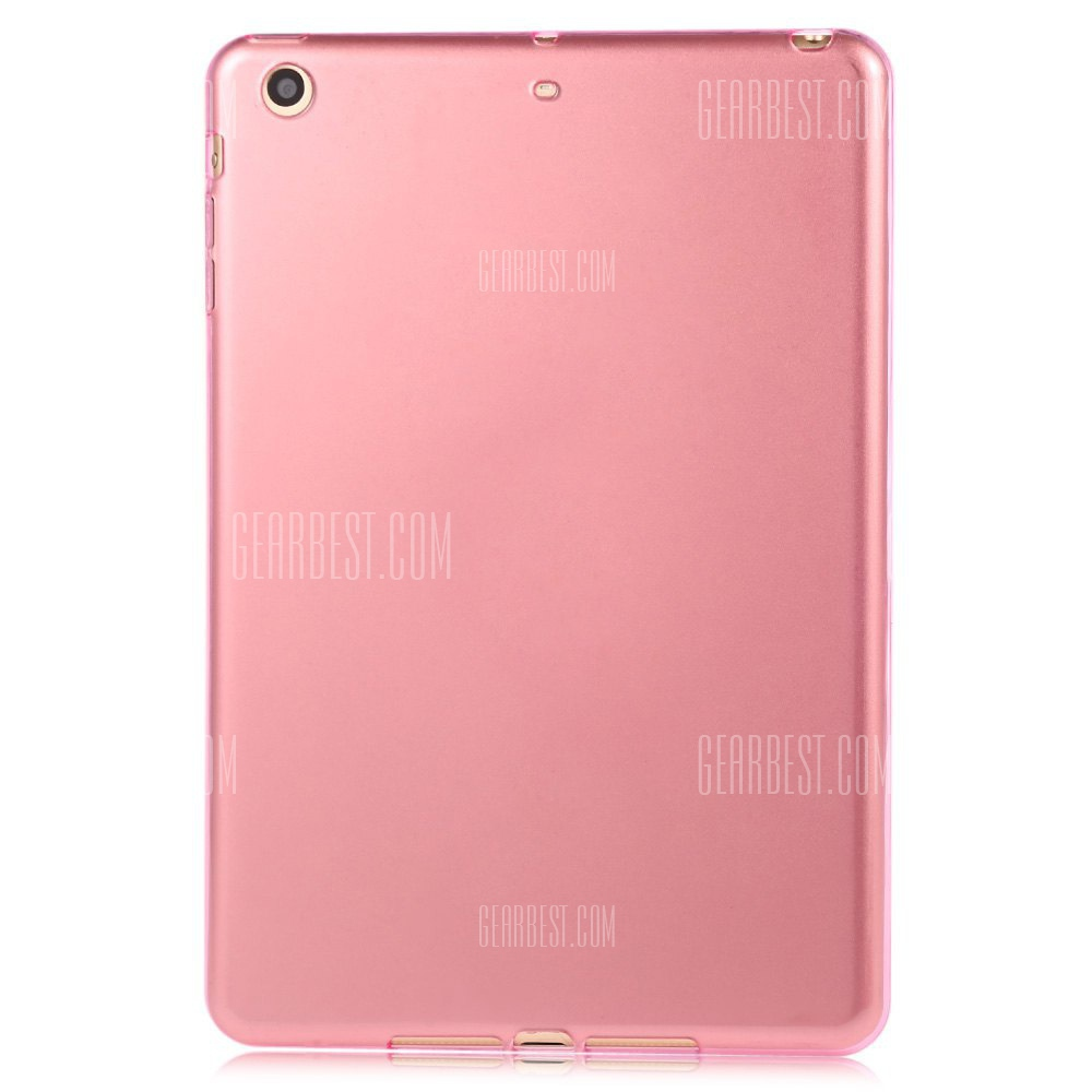 Ultra Slim TPU Contraportada para iPad mini 1 / 2 / 3