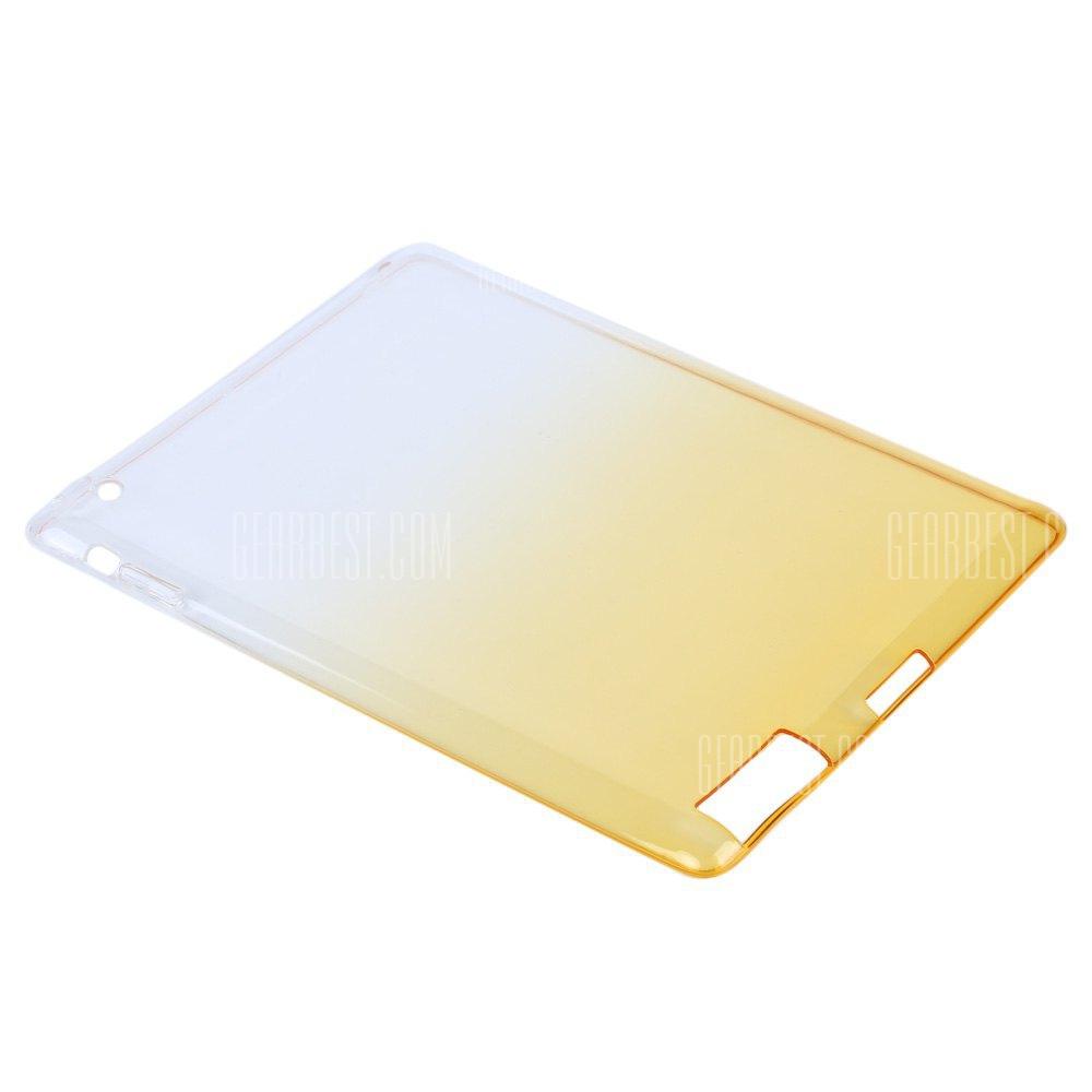 TPU volver de Tablet PC Funda para el iPad 2 / 3 / 4