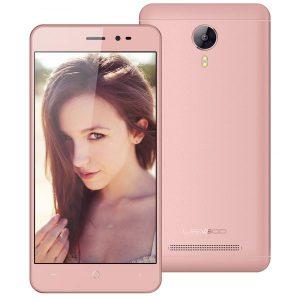 Leagoo Z5 5,0 pulgadas Android 6.0 3G Smartphone MTK6580 de cuatro nucleos a 1,3 GHz 1 GB de RAM de 8 GB ROM camaras duales Bluetooth 4.1 digital GPS