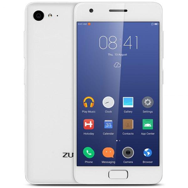 ZUK Z2 5.0 pulgadas de pantalla FHD 4G Smartphone Android 6.0 Snapdragon Tipo C-820 de 64 bits Quad Core 2.15GHz 4 GB de RAM 64 GB ROM camara de 13 MP