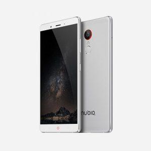 ZTE Nubia Z11 MAX Android 6.0 de 6 pulgadas 4G phablet Snapdragon de 1,8 GHz 652 Octa Core 4 GB de RAM 64 GB ROM GPS 16.0MP trasero Tipo-C Camara esca