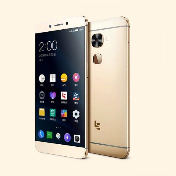 LeTV Leeco Le Max 2 de 5,7 pulgadas de pantalla 4G 2K phablet Android 6.0 Snapdragon 820 Quad Core de 64 bits Tipo-C Camara 2.15GHz 6 GB de RAM 128 GB