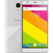 ZOPO heroe 2 Android 6.0 5.5 pulgadas 4G phablet MT6737 de cuatro nucleos a 1,3 GHz 1 GB de RAM 16 GB de ROM de la huella digital de OTG A-GPS Bluetoo