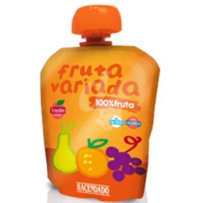Fruta de bolsillo: Fruta variada