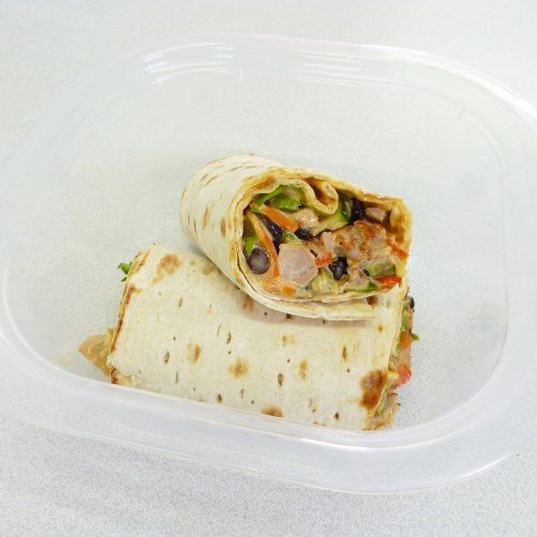 Burrito estilo Tex-Mex