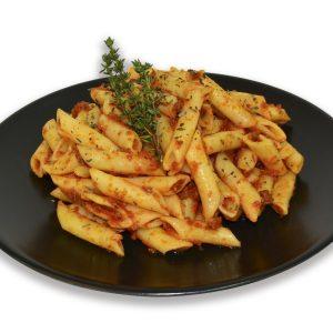 Macarrones con salsa boloñesa