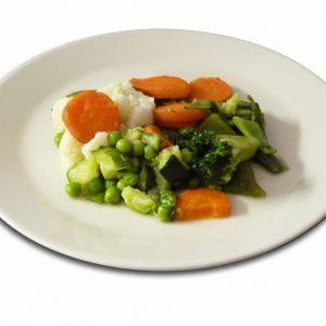 Menestra de verduras variadas