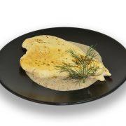 Pechuga de pollo a la salsa de champiñones