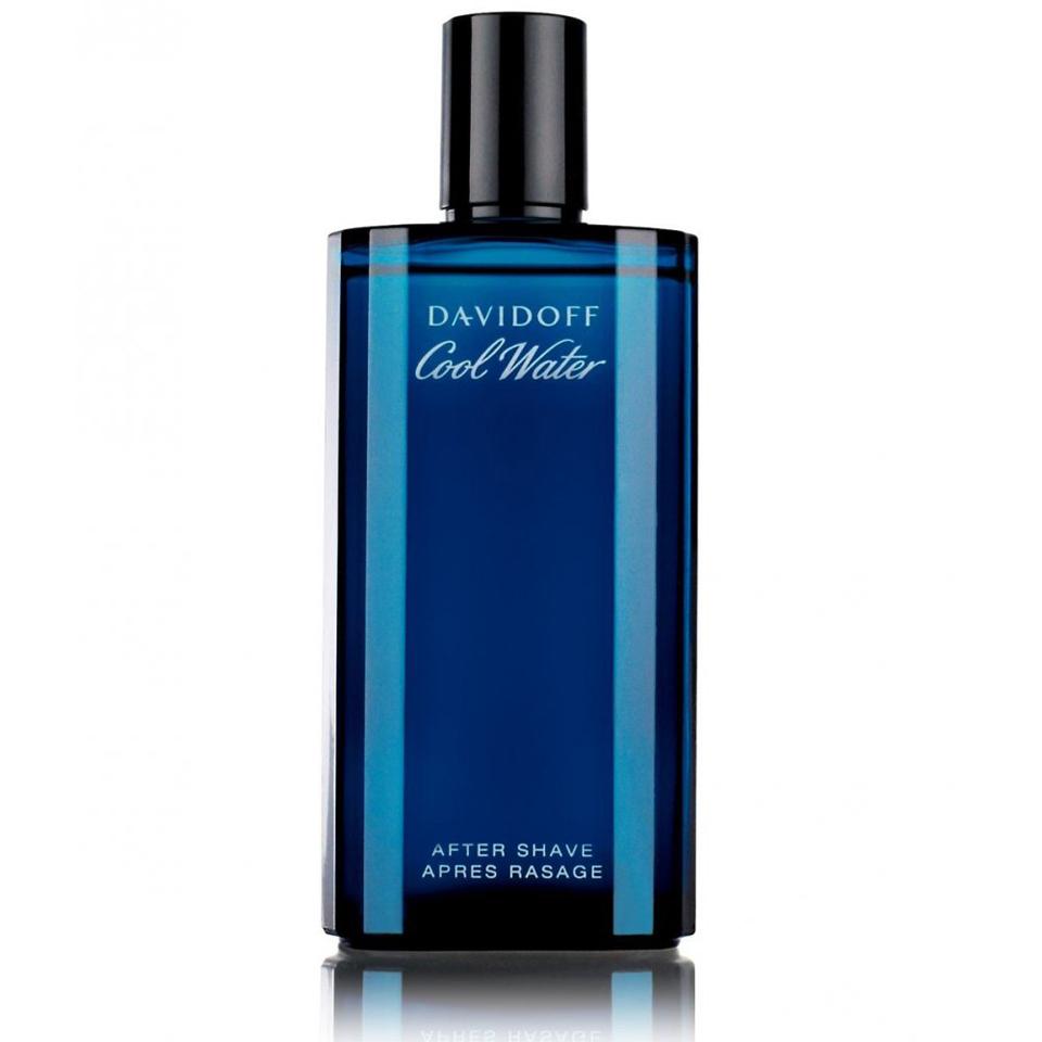 Davidoff Cool Water Aftershave Splash (75ml)
