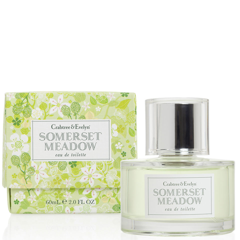 Crabtree & Evelyn Somerset Meadow Eau de Toilette 60ml