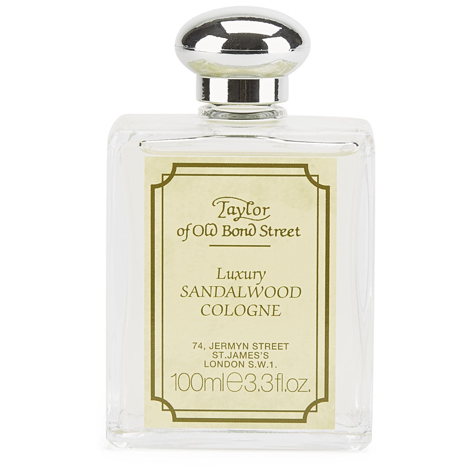 Taylor of Old Bond Street Sandalwood Cologne (100ml)