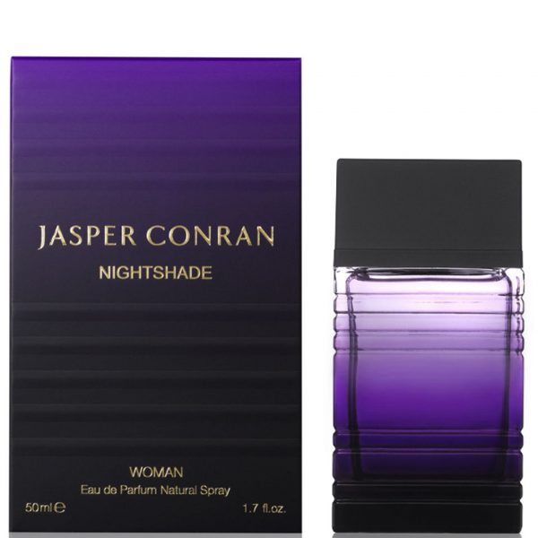 Jasper Conran Nightshade Woman Eau De Parfum (50ml)