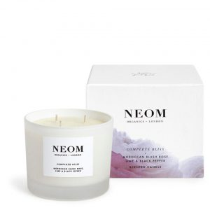 NEOM Organics Complete Bliss Luxury Scented Candle