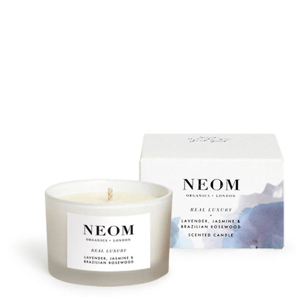NEOM Organics Real Luxury Travel Scented Candle