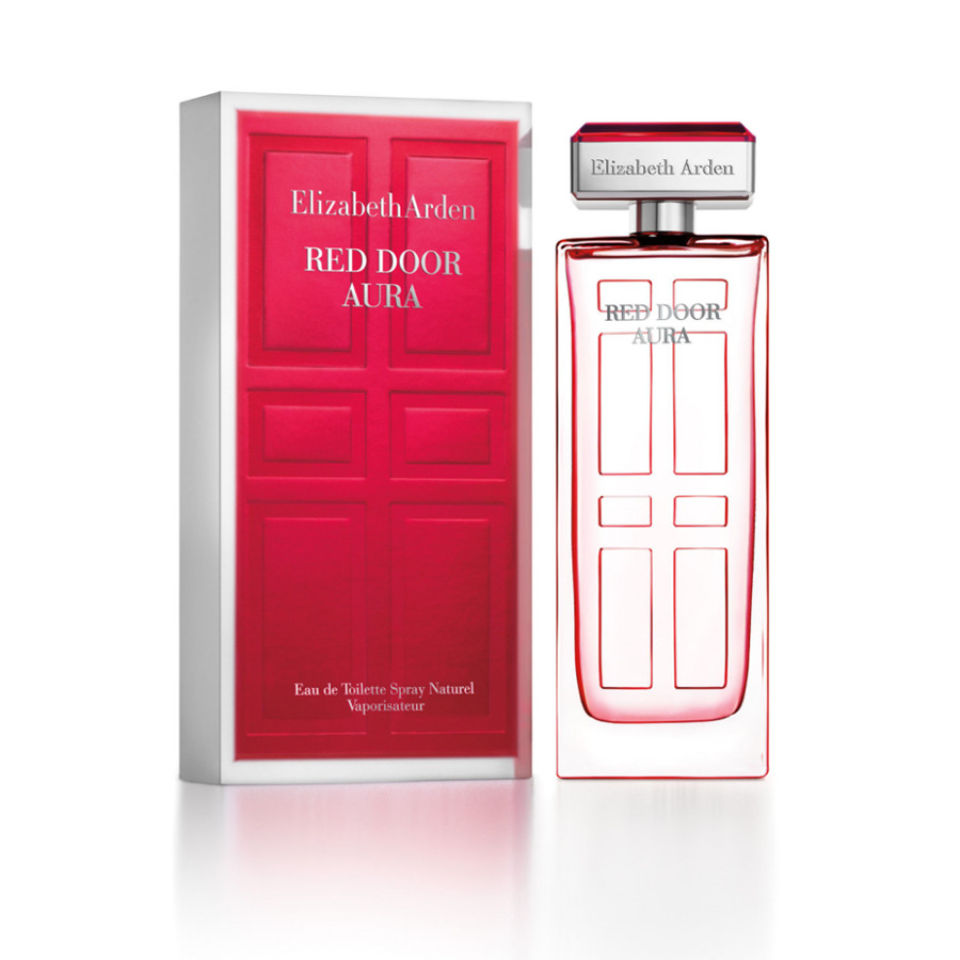 Elizabeth Arden Red Door Aura Eau de Toilette 50ml