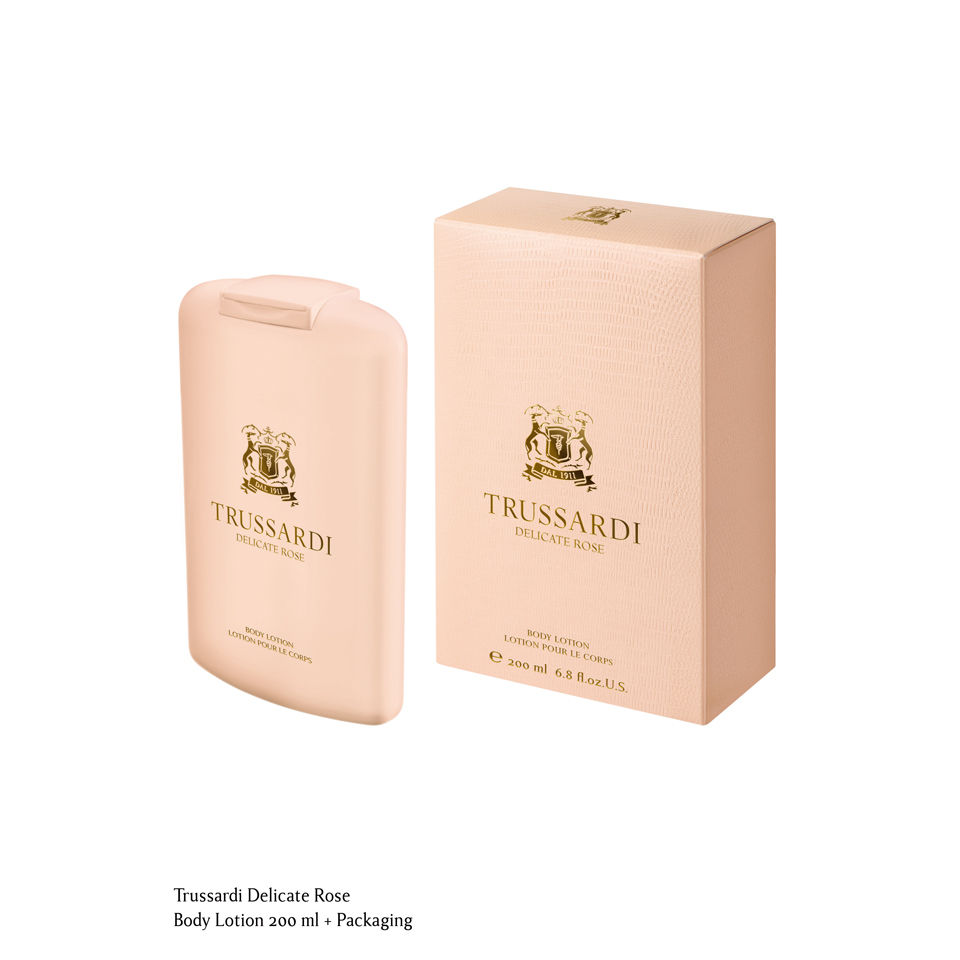Trussardi Delicate Rose for Women Body Lotion 200ml