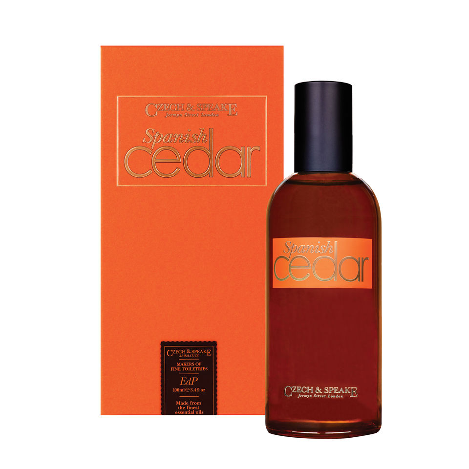 Czech & Speake Spanish Cedar Eau de Parfum