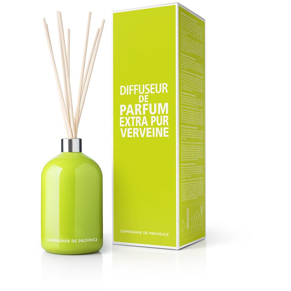 Compagnie de Provence Extra Pur Fragrance Diffuser - Fresh Verbena (200ml)