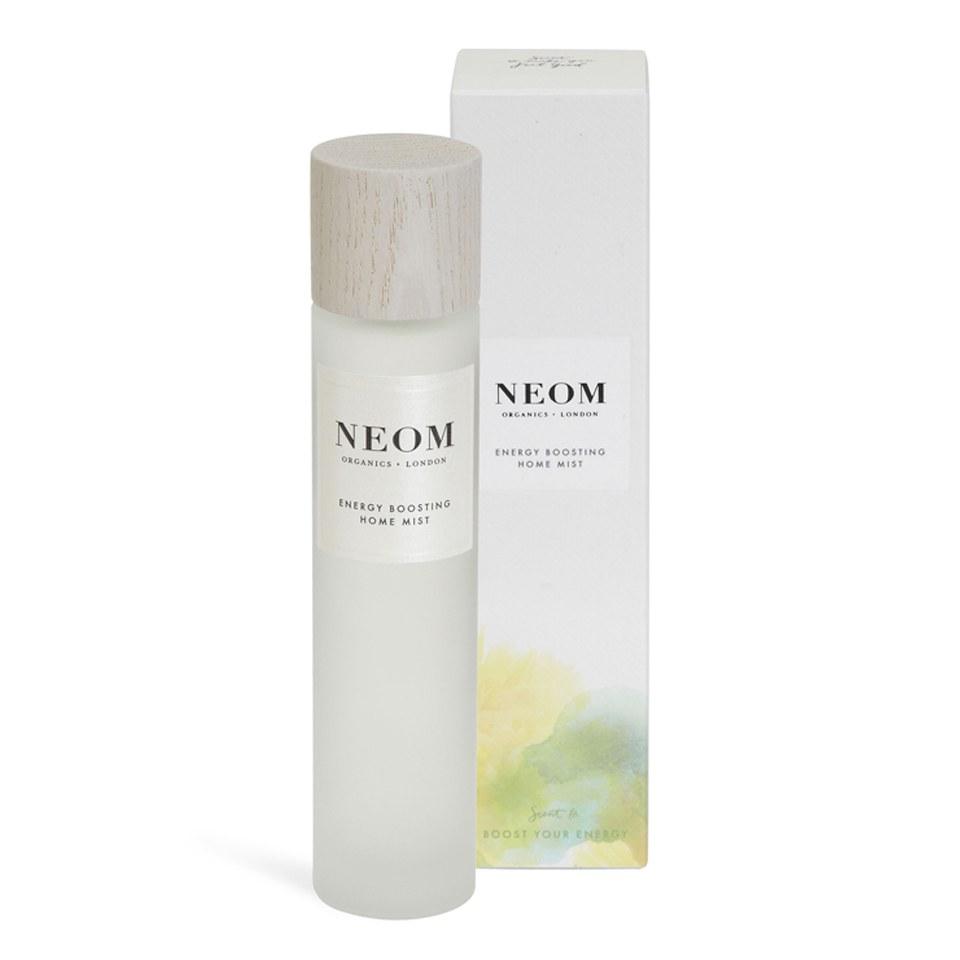 NEOM Organics Energy Boosting Home Mist (100ml)