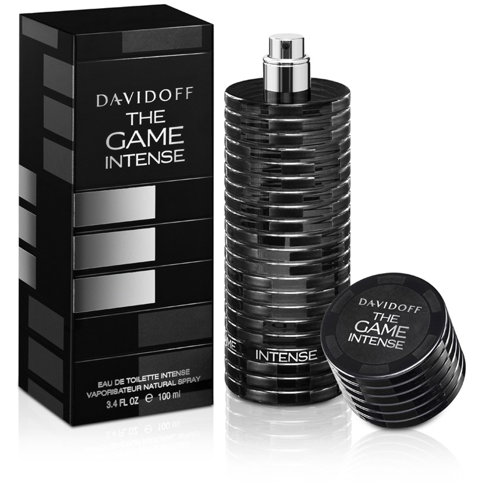 Davidoff The Game Intense Eau de Toilette (100ml)