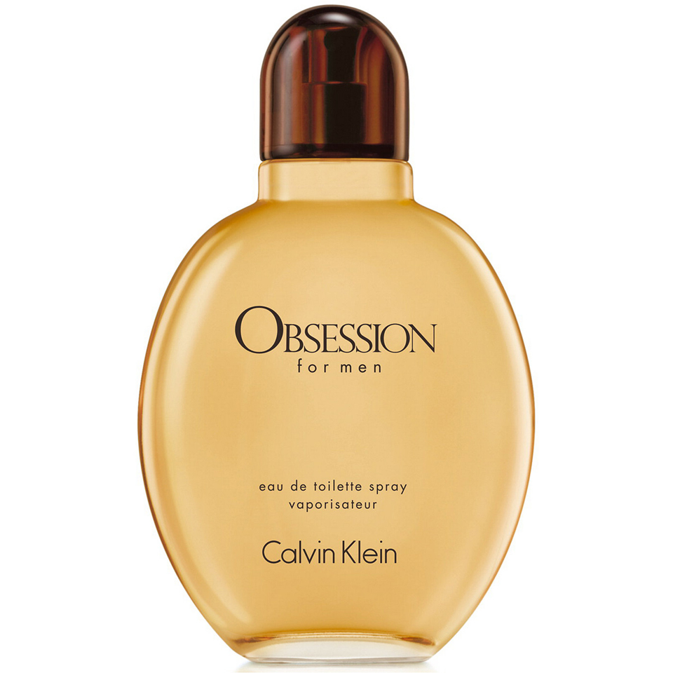 Calvin Klein Obsession for Men Eau de Toilette (125ml)
