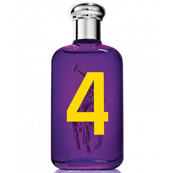 Ralph Lauren Big Pony 4 Purple Eau de Toilette 50ml