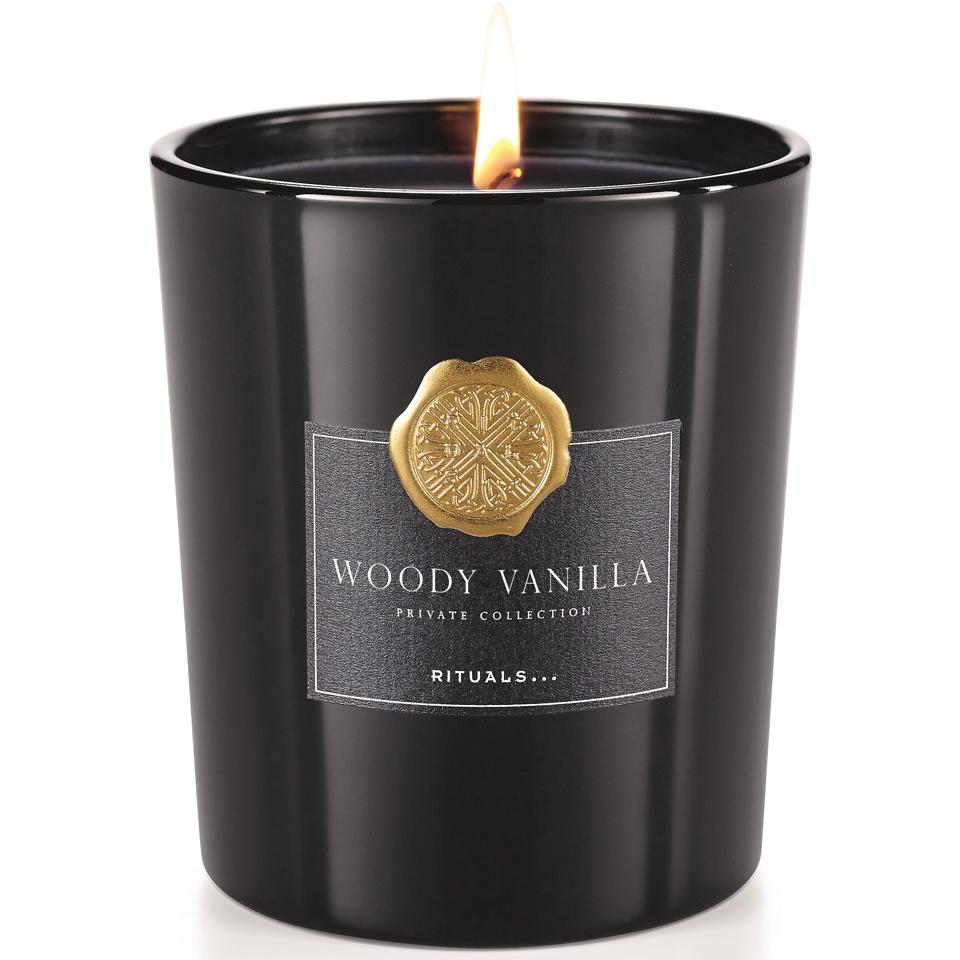 Vela Rituals Woody Vanilla (360g)