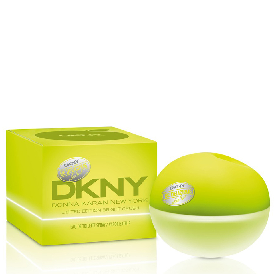 DKNY Be Delicious Electric Candy Bright Crush Eau De Toilette (50ml)