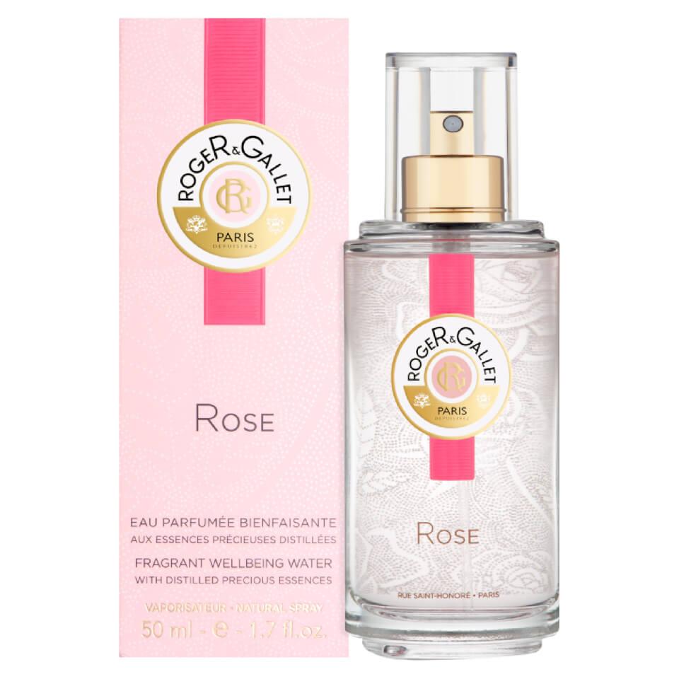 Roger&Gallet Rose Fresh Fragrant Water Spray 50ml