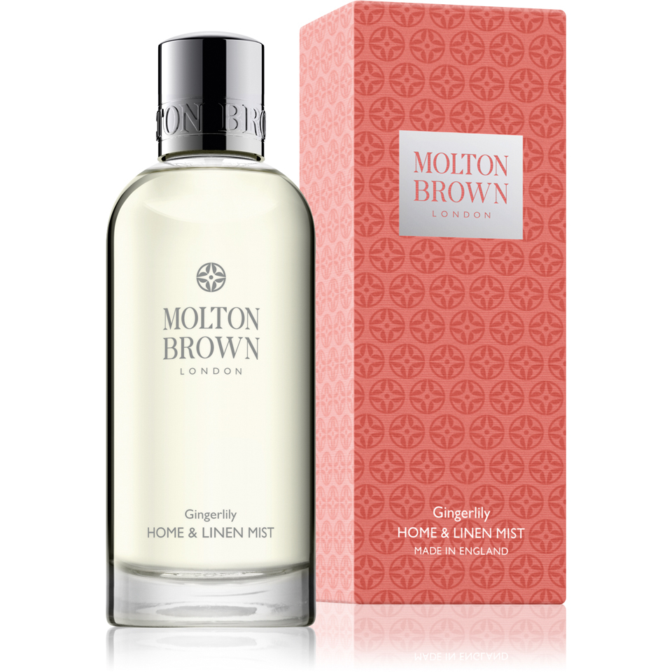Bruma para Hogar Molton Brown Home & Linen - Gingerlily