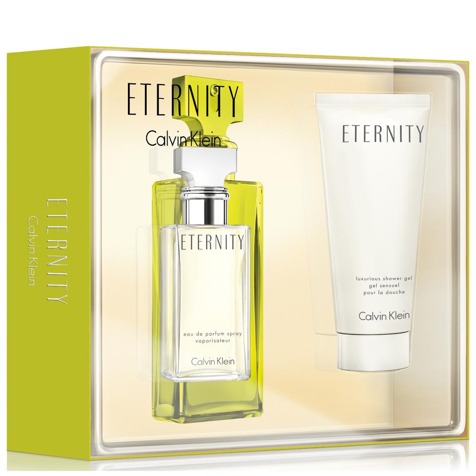 Calvin Klein Eternity for Women Eau de Parfum Xmas Coffret 2016