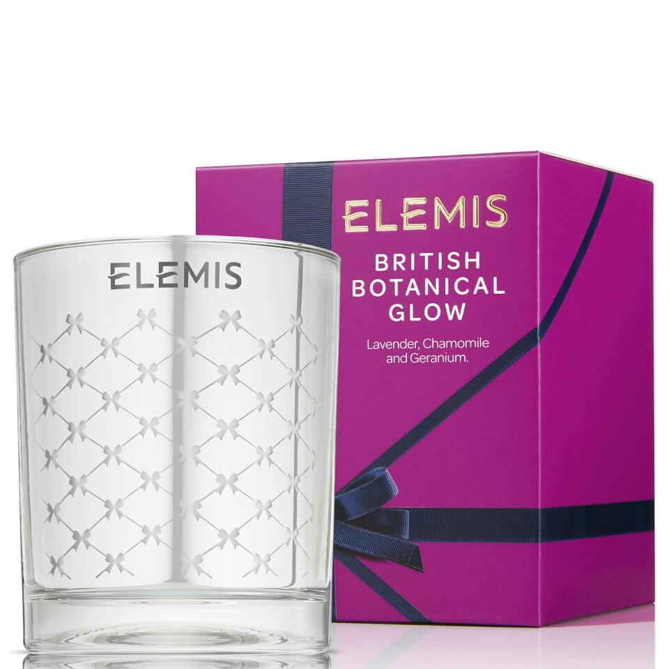 Elemis British Botanical Glow Candle