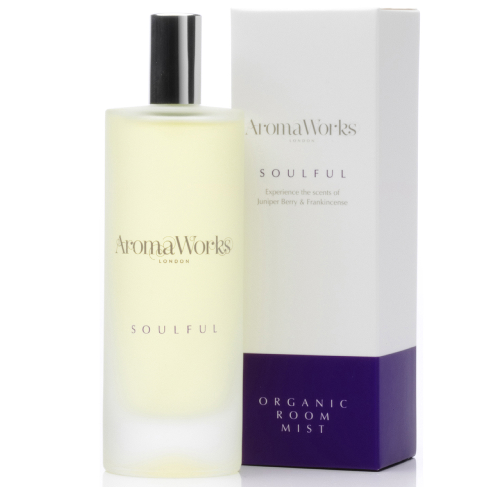 AromaWorks Soulful Room Mist 100ml