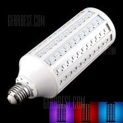 E27 50W 165 x 5050 SMD LED 265V AC85 - Lampara de maiz RGB