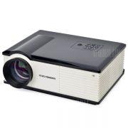 PH580S 220 Lumens 1280 x 800 pixeles HD Proyector LCD Relacion de contraste de 2000:1 con HDMI VGA AV TV Entrada USB enchufe para UE