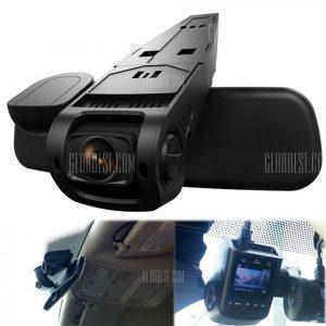 A118 de 1,5 pulgadas H.264 Full HD 1080P DVR coche Dash Cam Lente gran angular de 170 grados de grabadora de video con el modo oculto