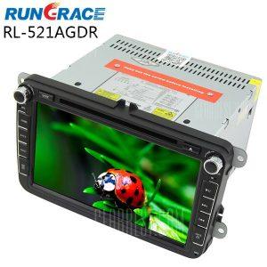 RL - 521AGDR Rungrace 8 pulgadas de DVB-T En - Dash coche reproductor de DVD para Volkswagen
