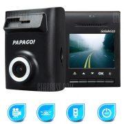 PAPAGO GoSafe510 Capacitancia Version 2K 1296P VIDEO Resolucion SHD 2,0 pulgadas mini DVR coche Ambarella Dashcam7LA50 160 grados de angulo amplio apoyo noche