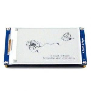 4,3 pulgadas Waveshare Modulo de pantalla e-Paper
