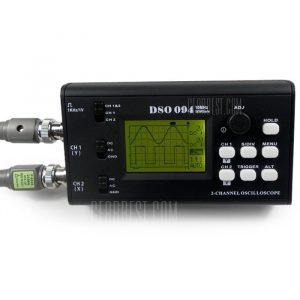 094 10MHz Osciloscopio Dual-Chanel