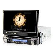 DJ7088 WCE Panel frontal desmontable coche reproductor de DVD de navegacion GPS
