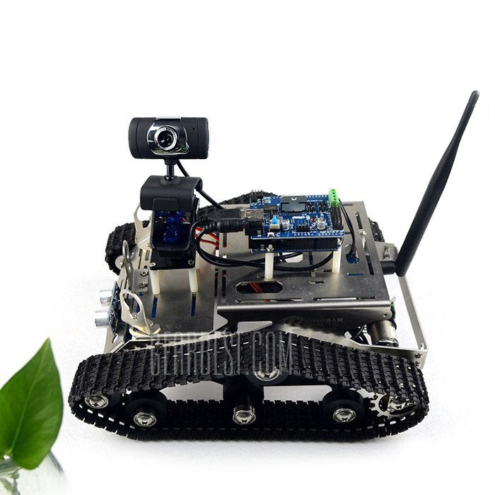 TH Robot Kit Robot WiFi
