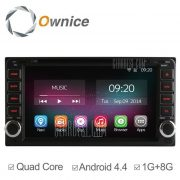 Ownice-OL-7606C200 un Android 4.4.2 6.95 pulgadas coche DVD GPS Reproductor multimedia