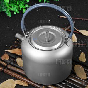 Keith Ti3907 1.5L Titanium Camping Tetera