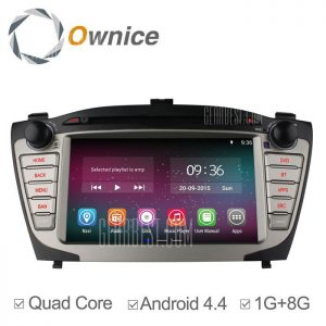 Ownice-OL-7703C200 un Android 4.4.2 7.0 coche DVD GPS Reproductor multimedia