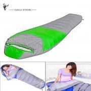 GAZELLE ultraligero outdoors abajo momia Bolsa de dormir.