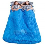 GAZELLE Franela exterior 2-Persona Bolsa de dormir.
