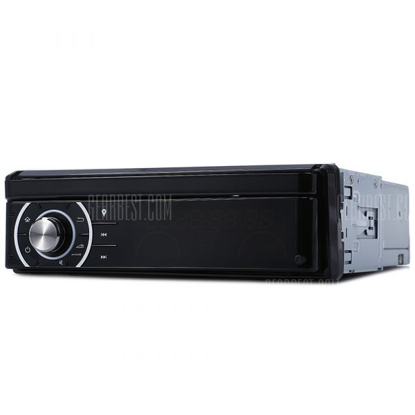 DR7090 Bluetooth V2.1 de 7 pulgadas 1 Din coche reproductor de DVD