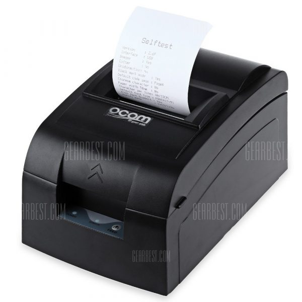 OCPP - 762 impresora de matriz de puntos de 76 mm