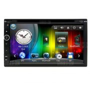 3660 Junsun Win CE Net 6.0 6.95 pulgadas GPS coche Reproductor multimedia